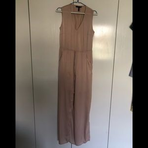 BCBG Blush maxi dress